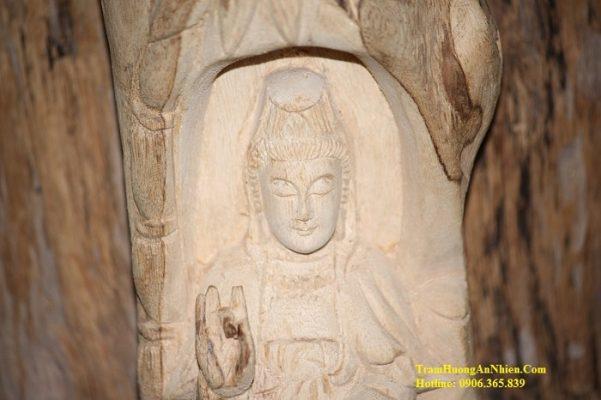 Tượng Phật Trầm Hương – TP.01