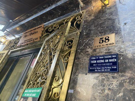 Hoi Dap Nhang Tram An Nhien